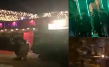 Aslam Khan hosts 's son's valima function