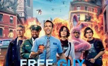 Free Guy Debuts