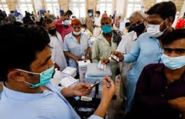 new COVID-19 cases in Pakistan