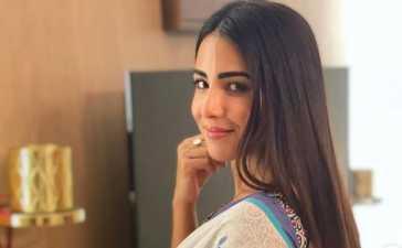 Ushna Shah tests positive