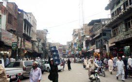 Smart lockdown in 5 localities