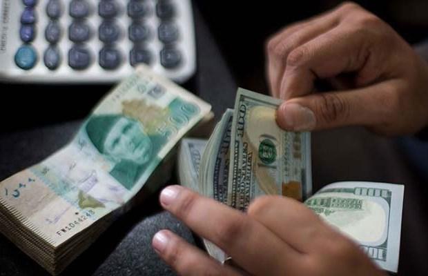 rupee fall against dollar