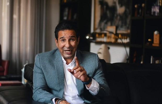 Wasim Akram hits back at Indian media