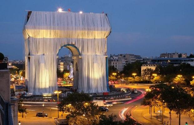Paris's Arc de Triomphe
