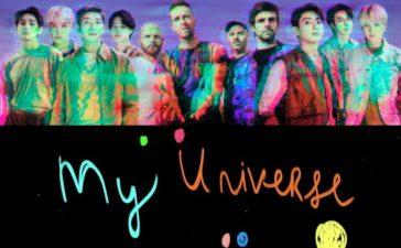 BTS X Coldplay