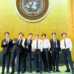 BTS attend the UNGA as Special Presidential Envoys of the Republic of Korea