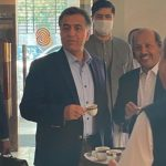 DG ISI in Kabul leaves netizens roast Indian media over the visit's coverage
