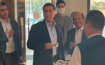 DG ISI in Kabul