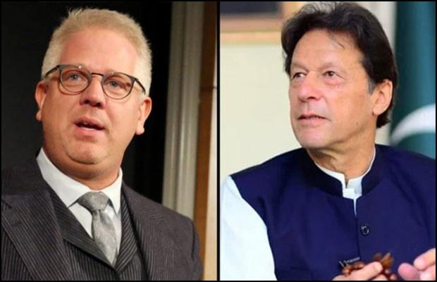 US TV host Glenn Beck lauds PM Imran Khan