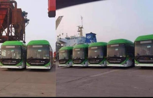 Green Line BRT project