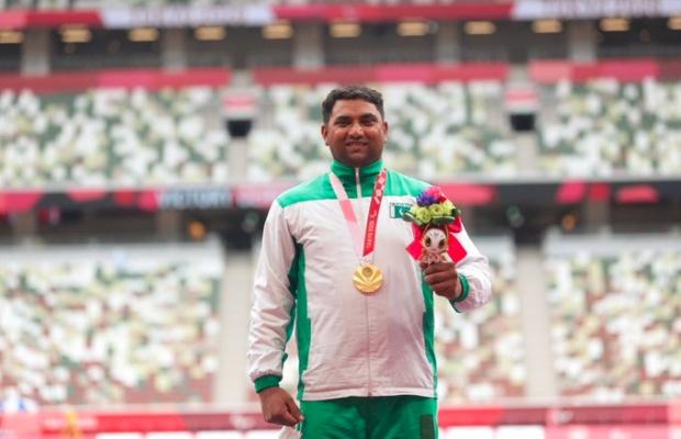 Tokyo Paralympics winner