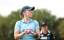 England women team captain Heather Knight