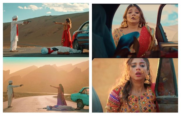 music video 'Ki Jana' frame by frame