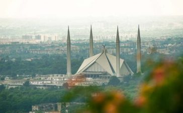 COVID restrictions in Islamabad