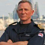 Daniel Craig appointed honorary Royal Navy Commander