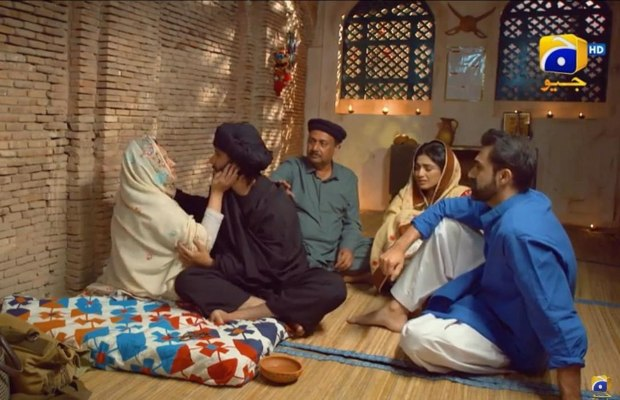Khuda Aur Mohabbat Ep-32 review