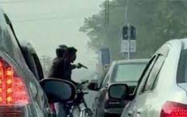 Karachiites share unusual mugging stories