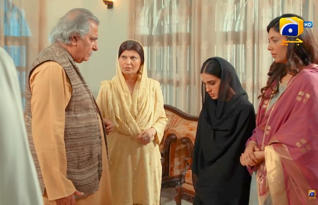 Khuda Aur Mohabbat EP-33 Review