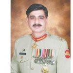 Lt Gen Azhar Abbas appointed Chief of General Staff