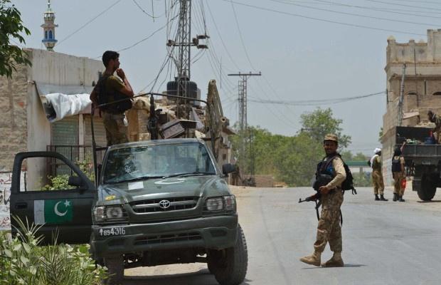 TTP terrorist commander killed