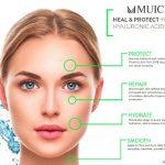 Muicin enhances women's beauty