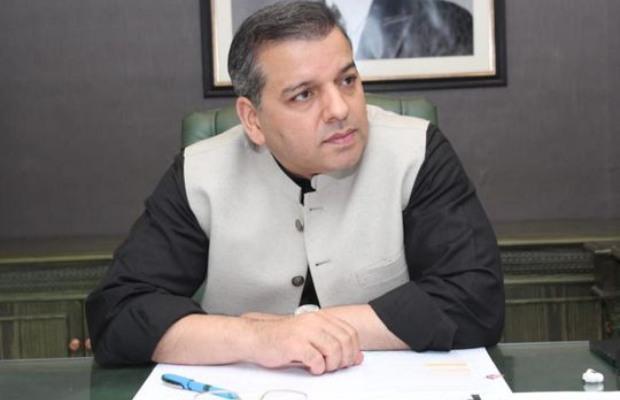 Punjab Education Minister Murad Raas