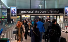 Pakistan on the UK's travel red