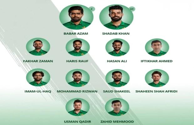 PCB names 12-member squad