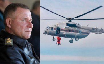 Russian Emergencies Minister
