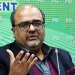 Shahzad Akbar tests positive for coronavirus