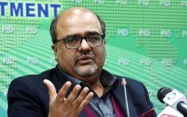 Shahzad Akbar tests positive