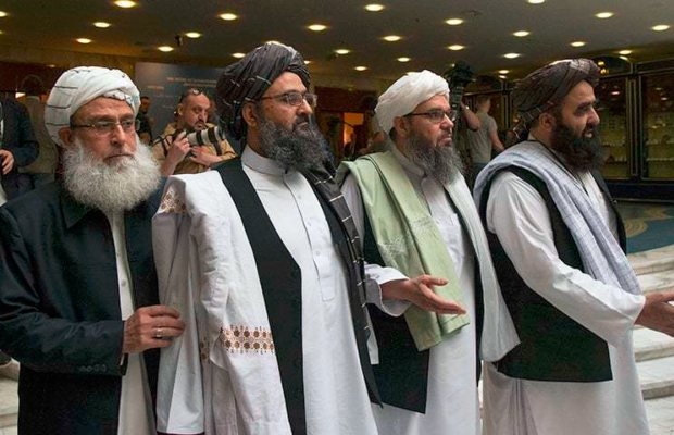 new govt in Afghanistan