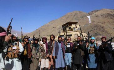 Taliban claim control of Panjshir