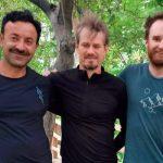 Wajid Nagri and two Czech climbers stranded on Rakaposhi