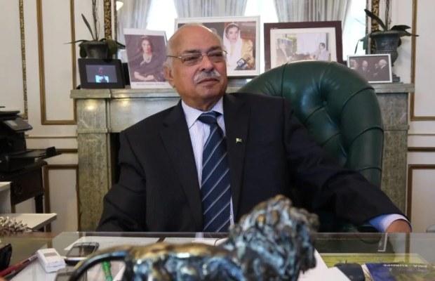 Veteran journalist Wajid Shamsul Hasan