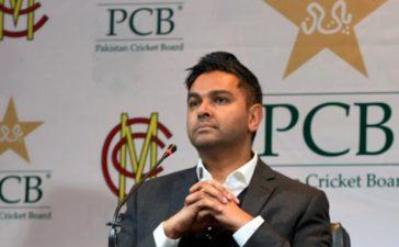 Wasim Khan resigns