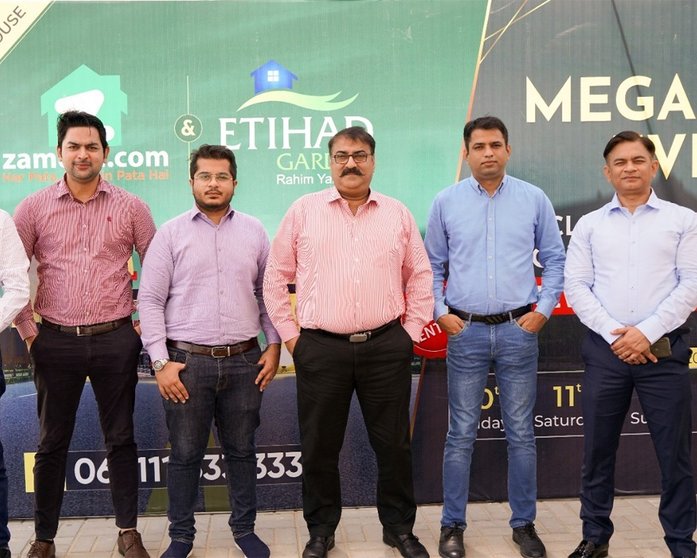 Regional Sales Manager Rana Farukh Nadeem