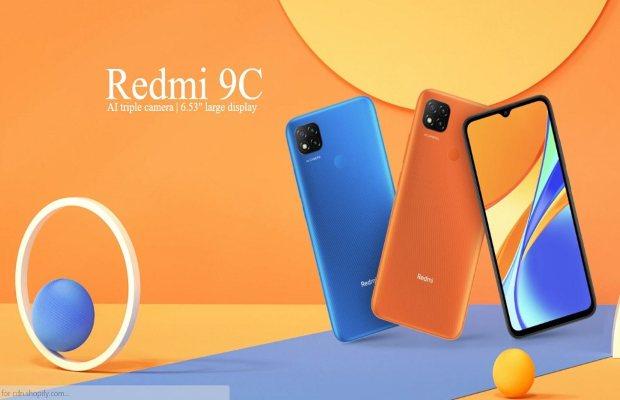 Xiaomi launches Redmi 9C