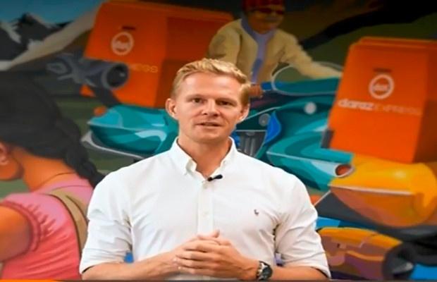 Daraz CEO Bjarke Mikkelsen