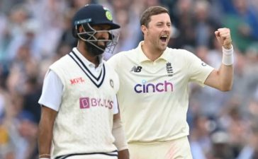 England-India 5th test cancelled