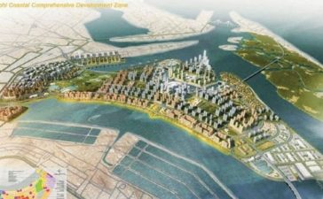 Karachi Coastal Comprehensive Development Zone