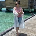 Minal Khan turns off comments as she posts honeymoon photos on Instagram