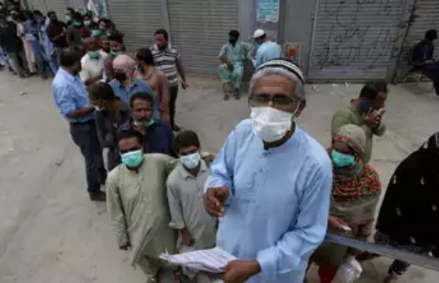 Pakistan reports 63 COVID-related deaths