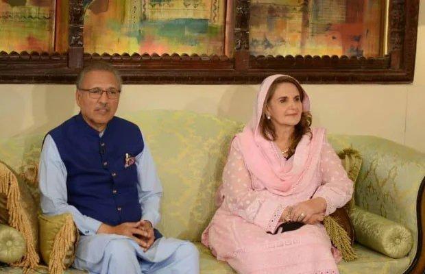 President of Pakistan's wife Samina Alvi