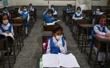 Schools in Punjab closure