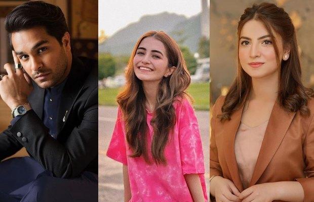 'Sinf-e-Aahan' cast