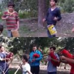 Shehzad Roy has located 'children' in viral Hunza band video