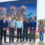Zameen.com organizes groundbreaking ceremony for 18 Green Condominiums - Defence Raya