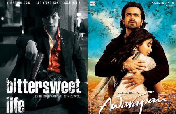 A Bittersweet Life (2005) into Awarapan (2007)