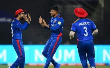 Afghanistan thrash Scotland